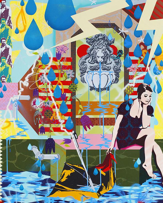 Casey Gray - San Francisco, CA artist