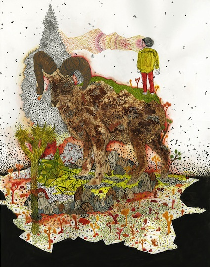 Celeste Byers - San Diego, CA artist