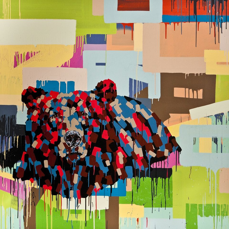 Chad Hasegawa - San Francisco, CA artist