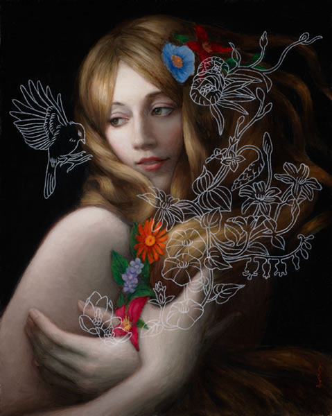 Chie Yoshii - Pasadena, CA artist