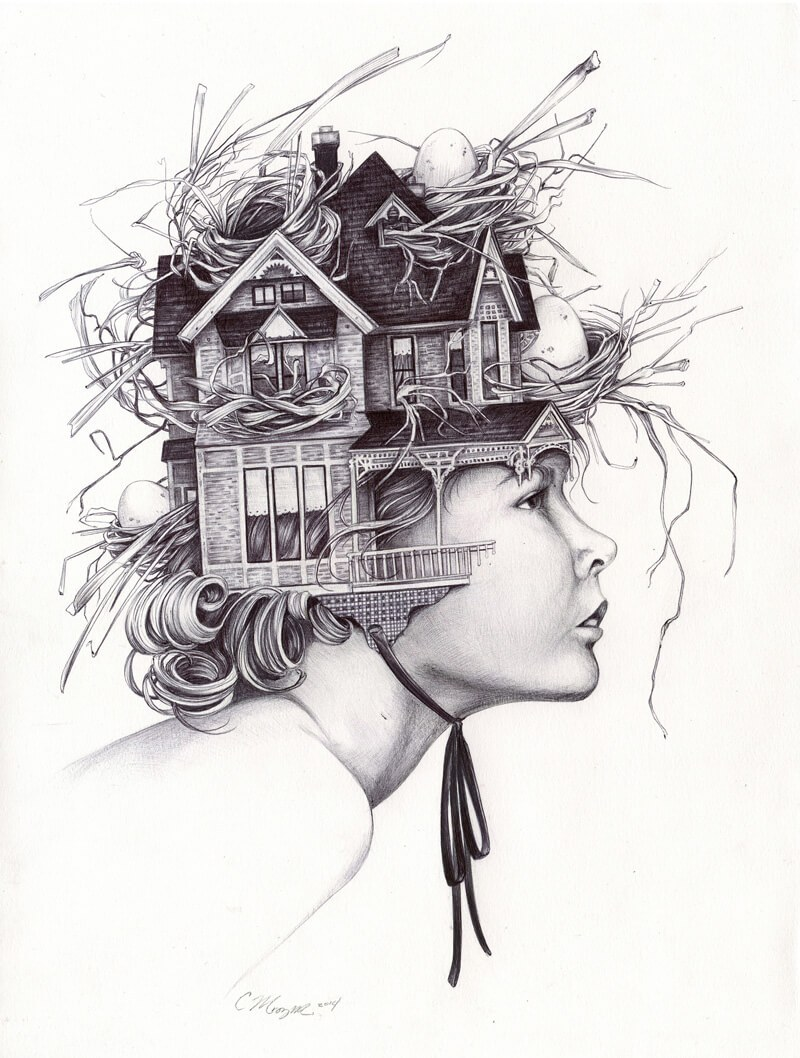 Christina Mrozik - Grand Rapids, MI artist