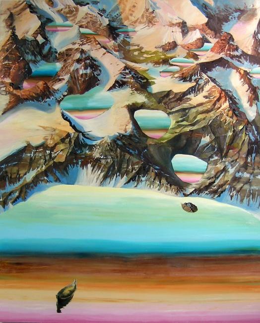 Christopher Russell - Oakland, CA artist