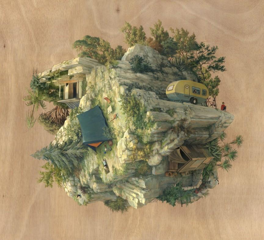 Cinta Vidal - Cardedeu, Spain artist