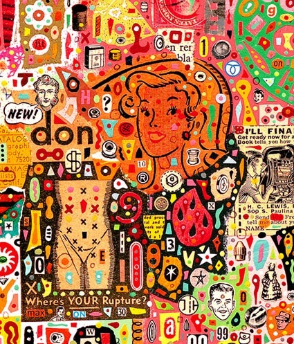 Colin Johnson - Saint Paul, MN artist