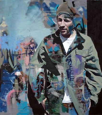 Conor Harrington - London, UK artist