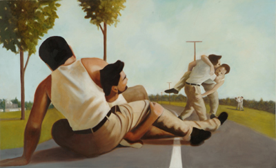 Keith Miller - Brooklyn, NY artist