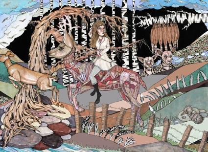 Courtney Blazon - Missoula, MT artist