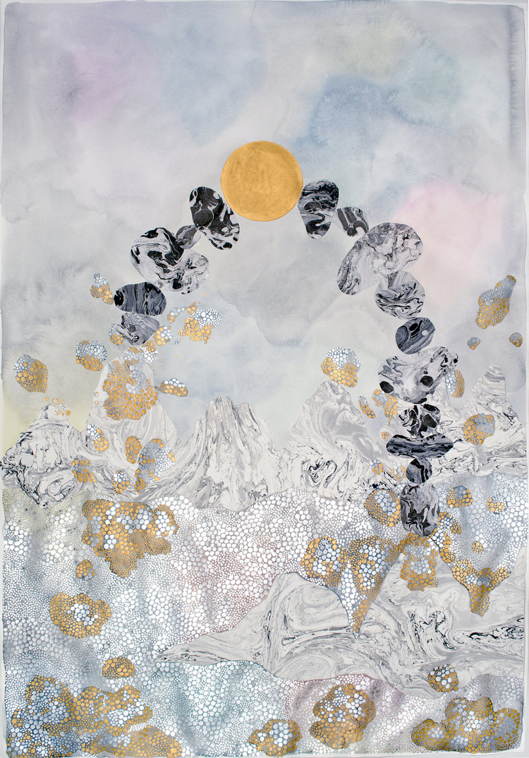 Crystal Liu - San Francisco, CA artist
