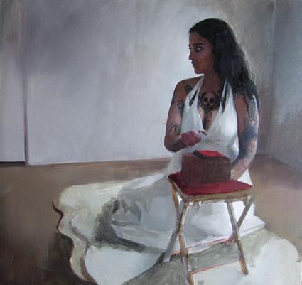 Korin Faught - Los Angeles, CA artist