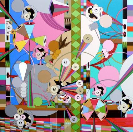 James Marshall (Dalek) - Raleigh, NC artist