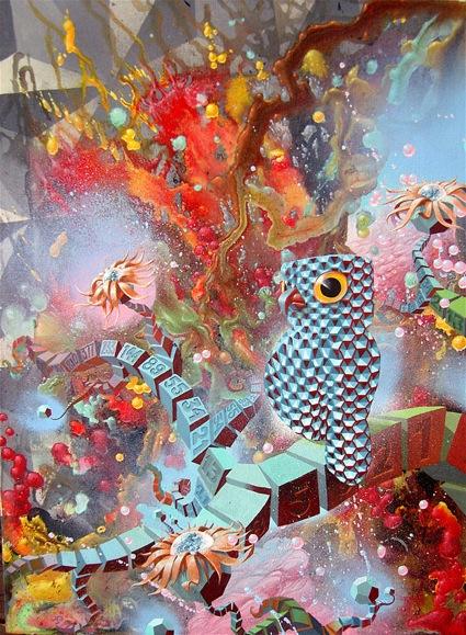 Damon Soule - San Francisco, CA artist