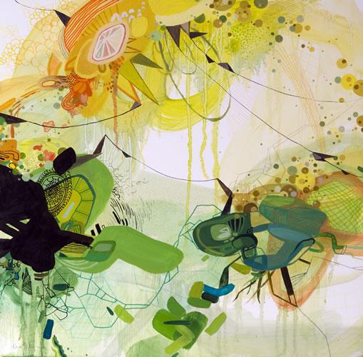 Dana Oldfather - Cleveland, OH artist