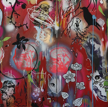 Dan Baldwin - Manchester, UK artist