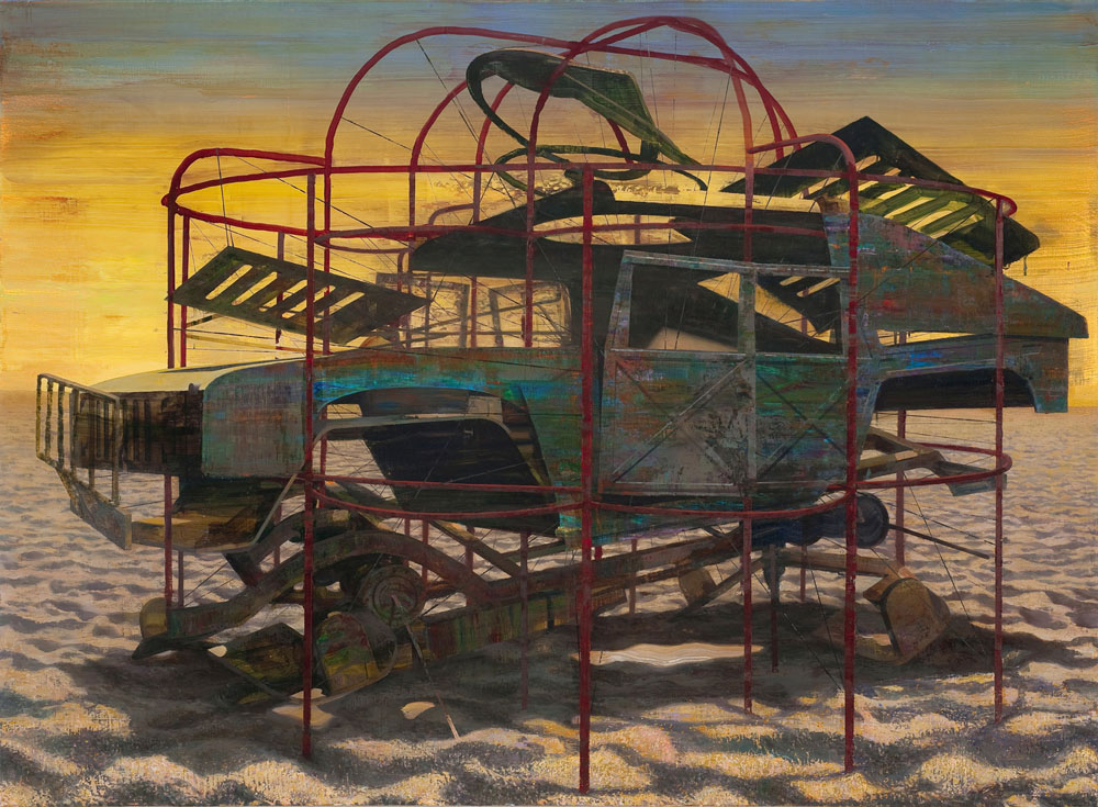 Daniel Dove - San Luis Obispo, CA artist