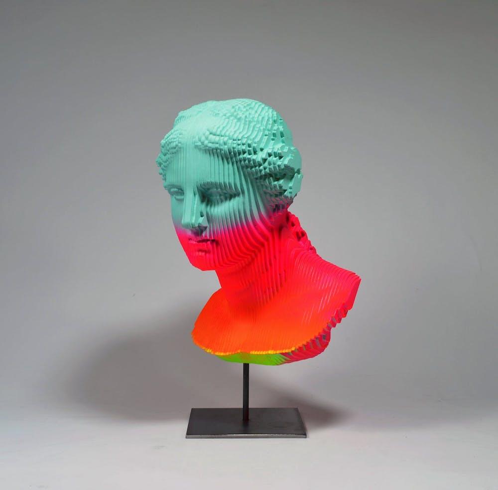 Daniele Fortuna - Milan, Italy artist