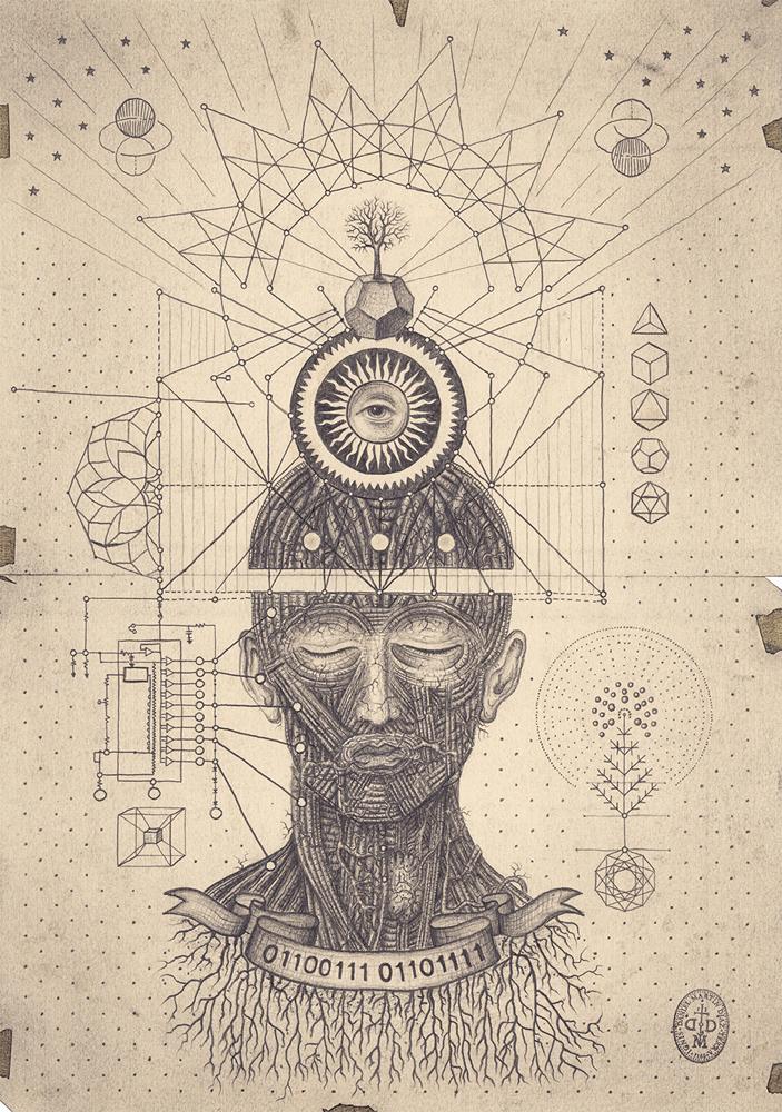 Daniel Martin Diaz - Tucson, AZ artist