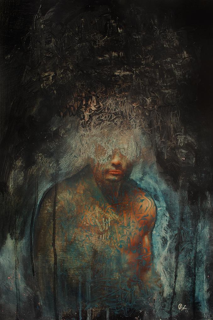 Daniel Stepanek - Slough, UK artist