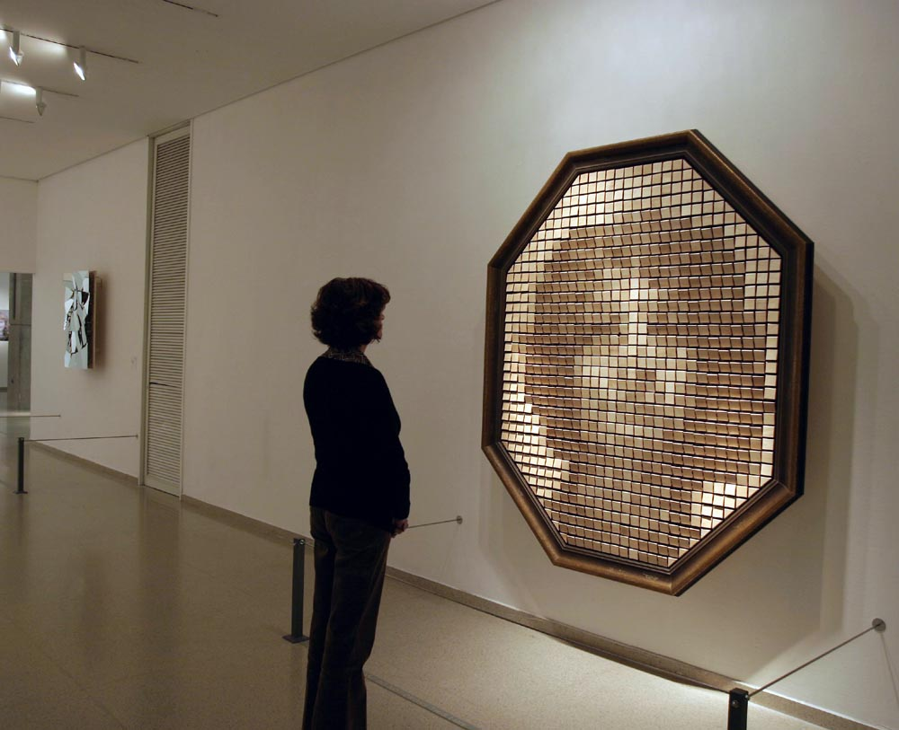 Daniel Rozin - New York, NY artist