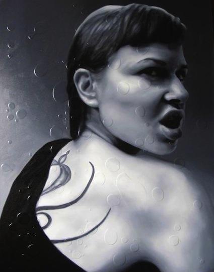 Danijela Vitasovich - Seoul, South Korea artist
