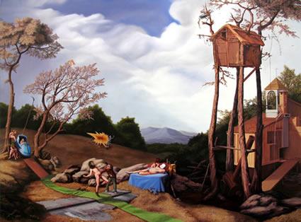 Dan Lydersen - San Francisco, CA artist