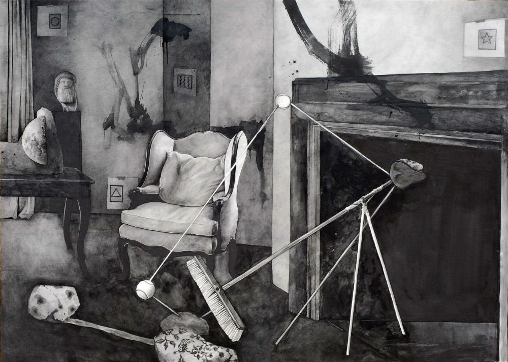 Dane Patterson - New York, NY artist