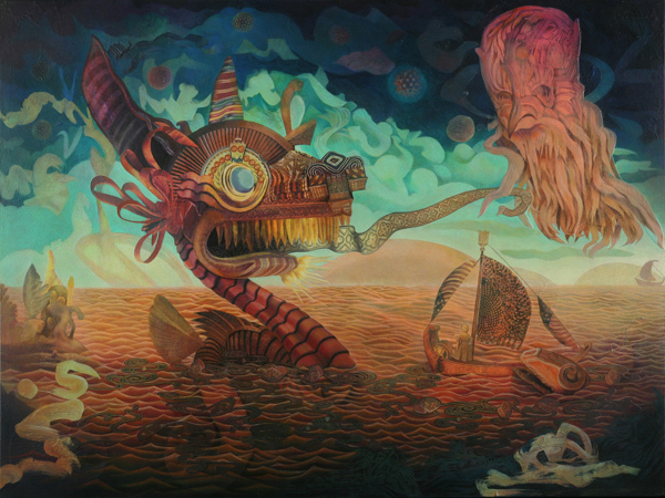 David Ball - San Francisco, CA artist