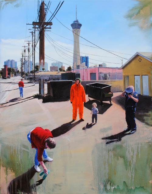 David Nakabayashi - High Rolls, NM artist