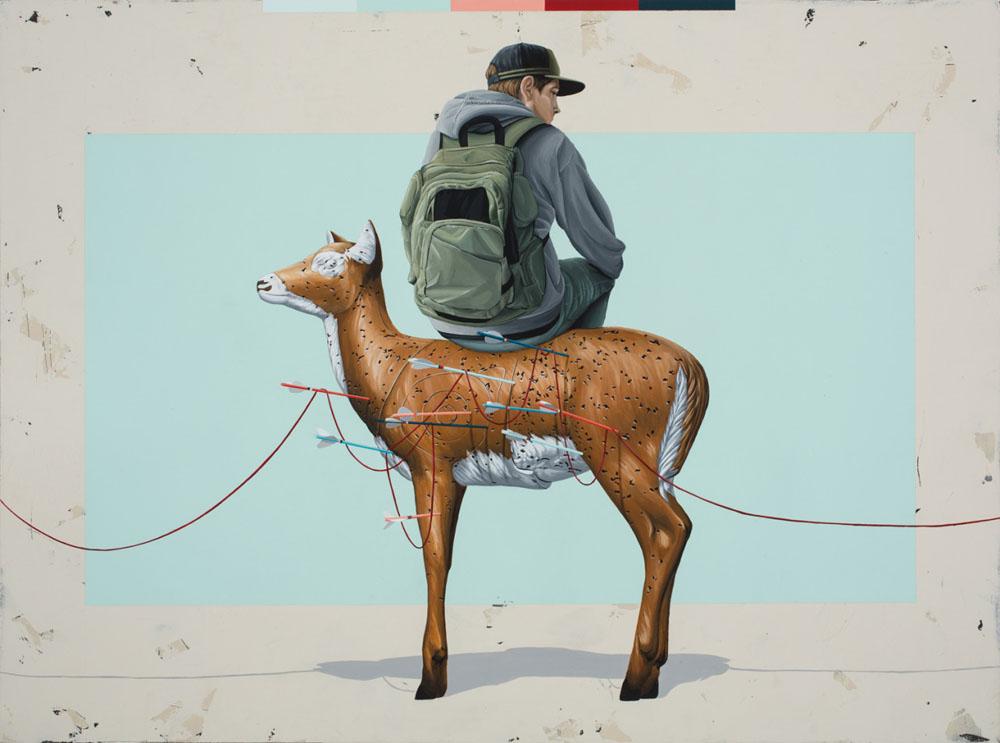 David Rice - Portland, OR artist