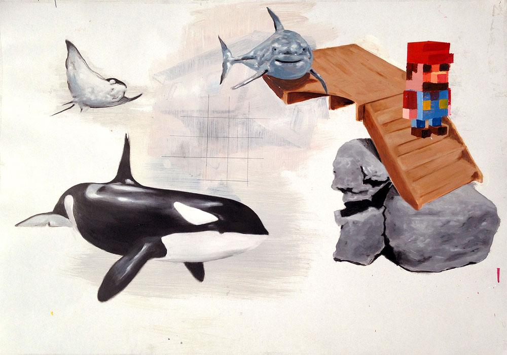 David Rosado - Lisbon, Portugal artist