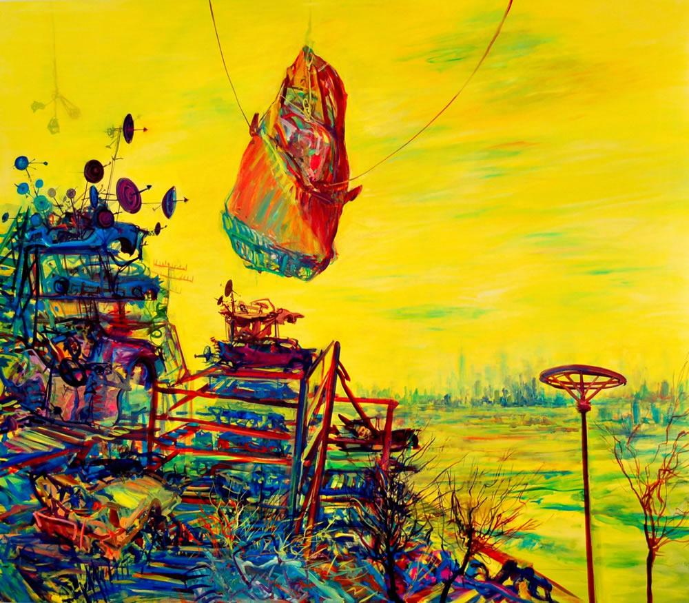 Deborah Brown - New York, NY artist