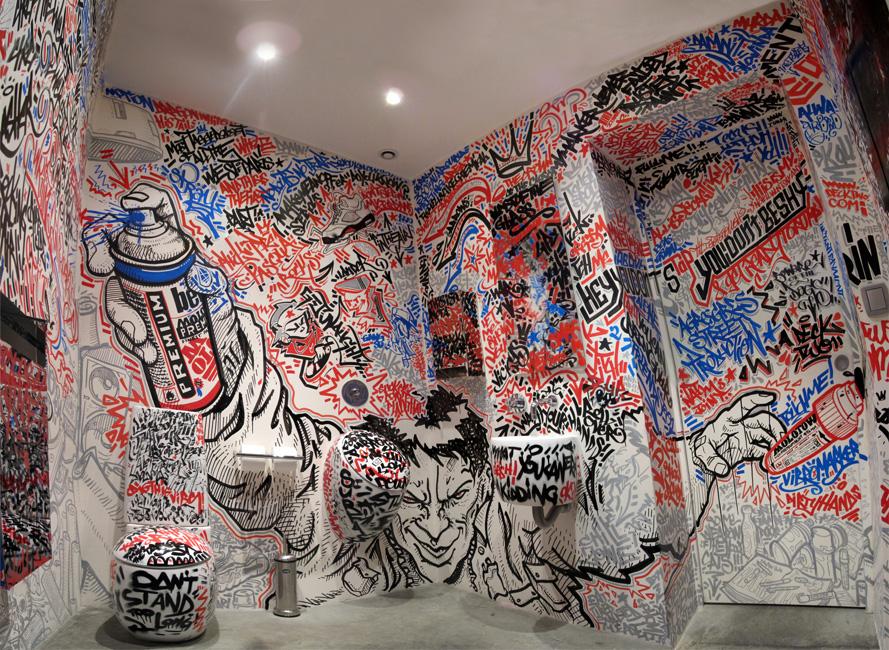 Deck Two - Paris, France artist