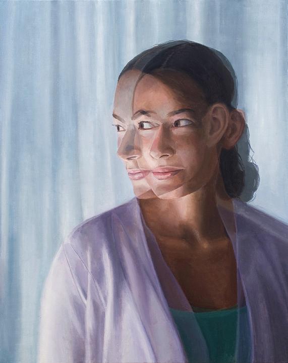 Deenesh Ghyczy - Berlin, Germany artist