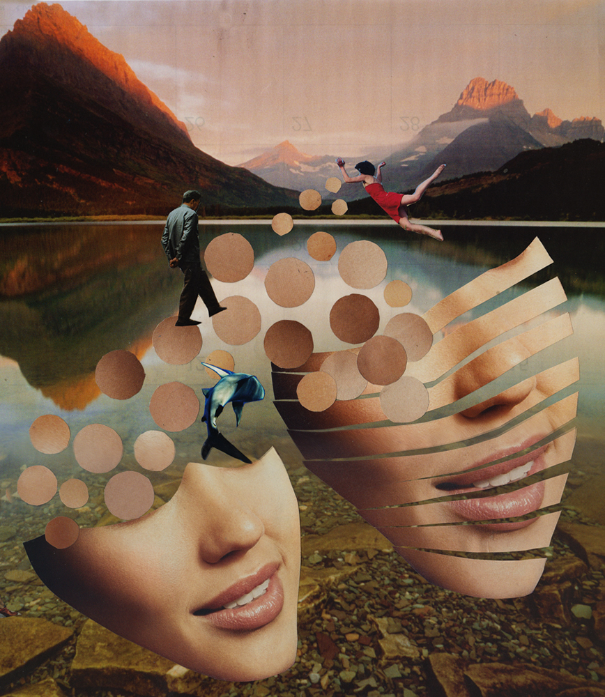 Dilcia Giron - San Francisco, CA Artist - Collage Artists ...
