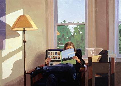 Dmitri Cavander - San Francisco, CA artist