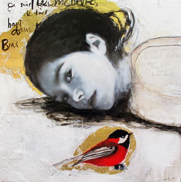 Dominique Fortin - Montreal, QC, Canada artist