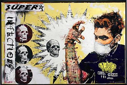 Brandon Dunlap - Tampa, FL artist