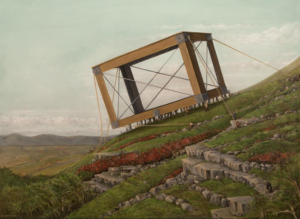 Edmund Mathews - Milwaukee, WI artist