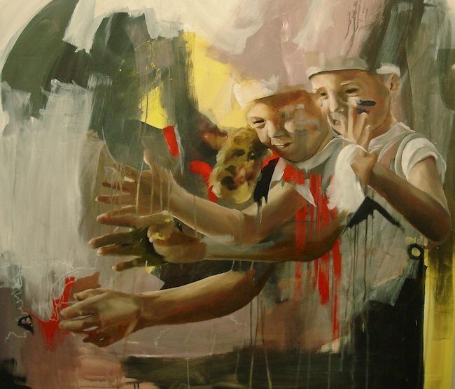 Eleanor McCaughey - Dublin, Ireland artist