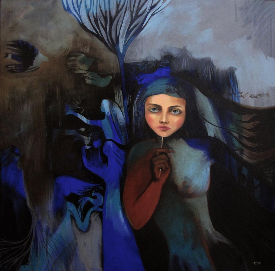 Elmira Shokr Pour - Tehran, Iran artist