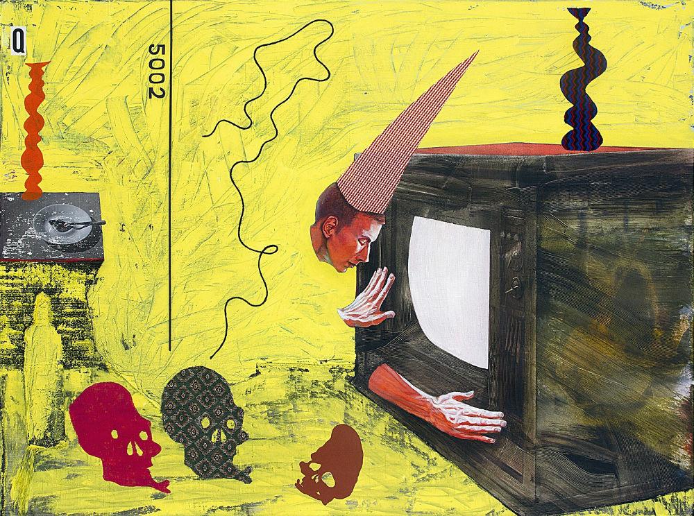 Eric C. Ashcraft - Olympia, WA artist