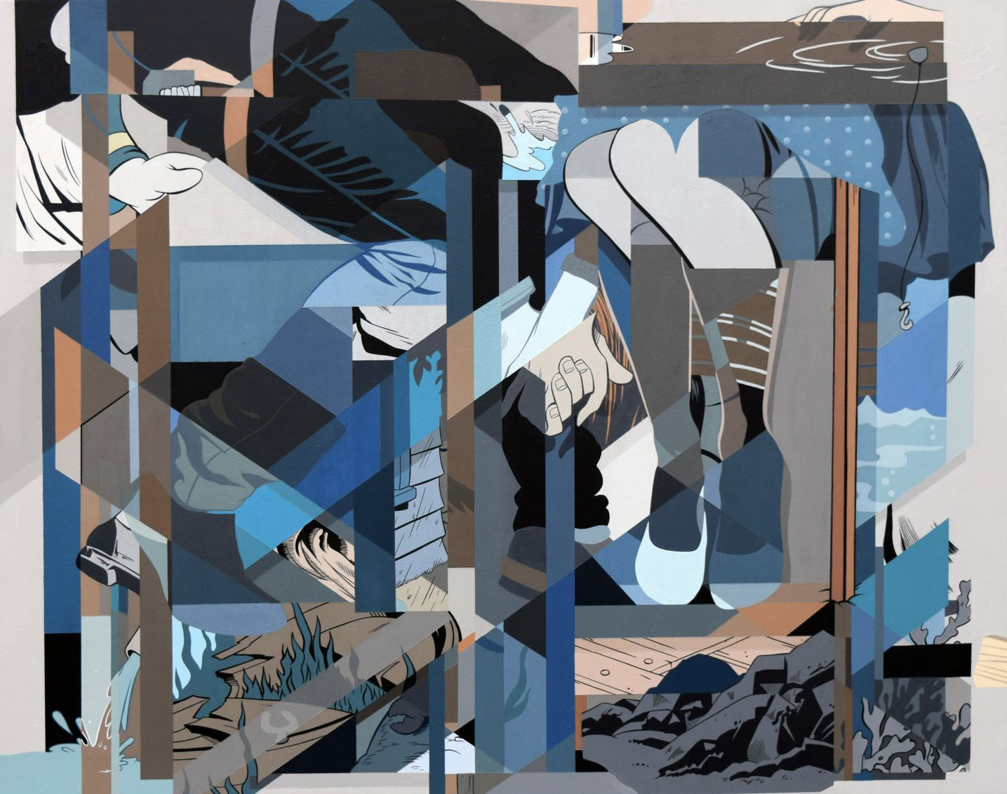 Eric Pause - Edmonton, AB, Canada artist