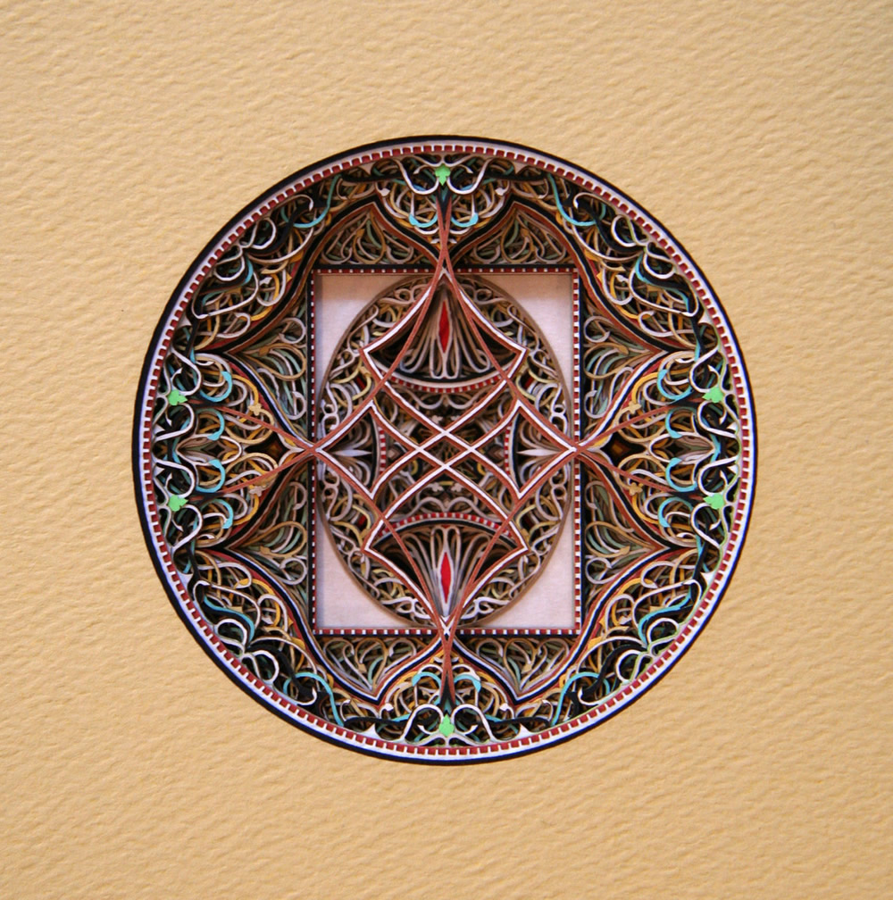 Eric Standley Blacksburg VA Artist Paper Artists Artistadaycom - Beautiful laser cut paper art eric standley
