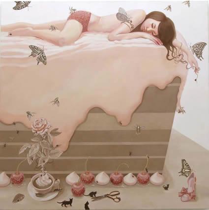 Erika Yamashiro - Tokyo, Japan artist
