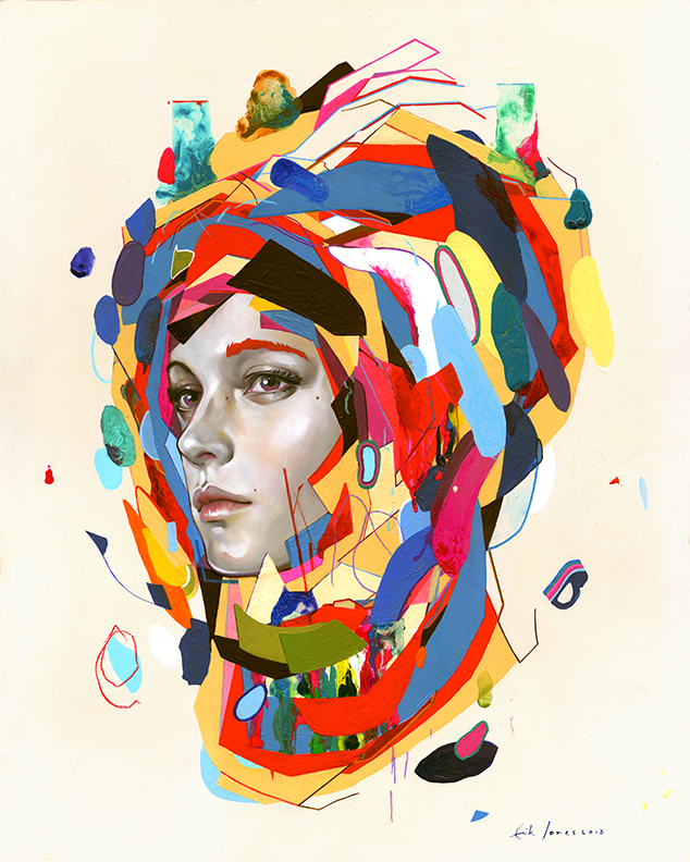 Erik Jones - New York, NY artist