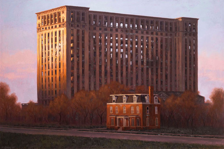 Erik Olson - Detroit, MI artist