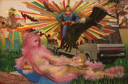 Erik Sandberg - Los Angeles, CA artist