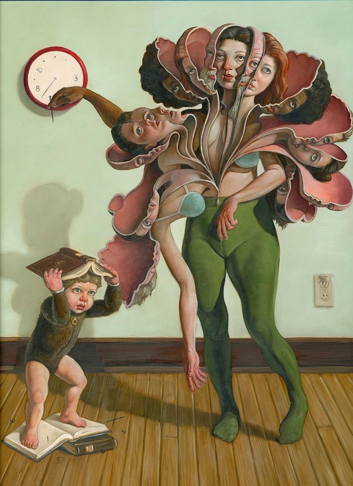 Erik Thor Sandberg - Washington, D.C. artist