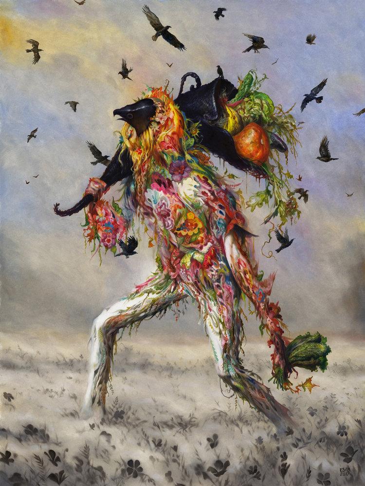 Esao Andrews - Los Angeles, CA artist