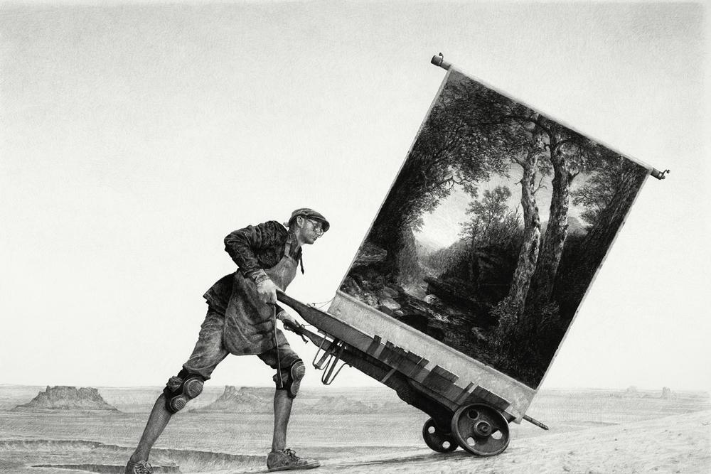 Ethan Murrow - Boston, MA artist