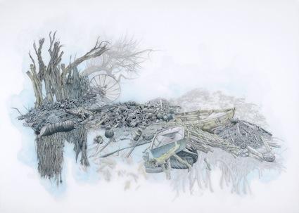 Evelyn Rydz - Boston, MA artist